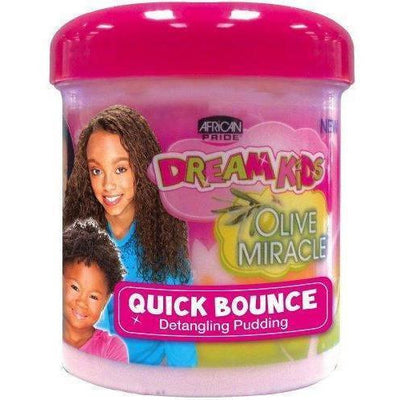 African Pride Dream Kids Olive Miracle Quick Bounce 15 OZ