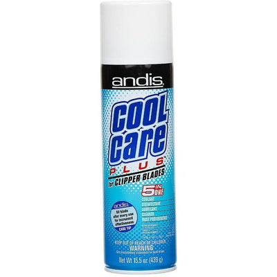 Andis 5-In-1 Cool Care Plus For Clipper Blades 15.5 OZ