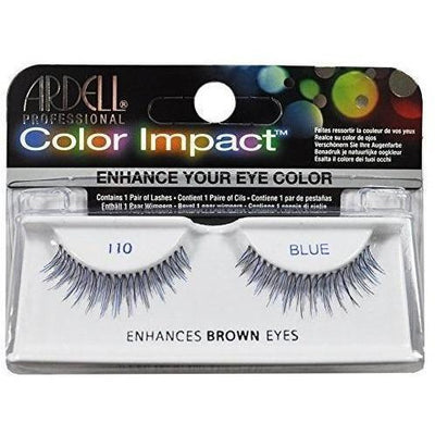 Ardell Color Impact Fashion Lashes 110 Blue