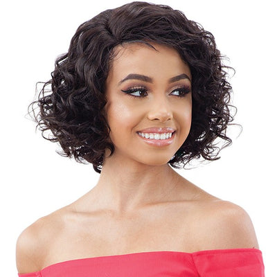 Model Model Nude Brazilian 100% Human Hair Lace Part Wig - Arianna