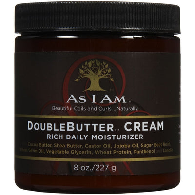 As I Am DoubleButter Cream 8 oz