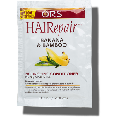 ORS Hairepair Banana & Bamboo Nourishing Conditioner 1.75 OZ