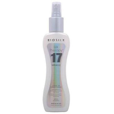 Biosilk Silk Therapy 17 Miracle Leave-In Conditioner 5.64 oz