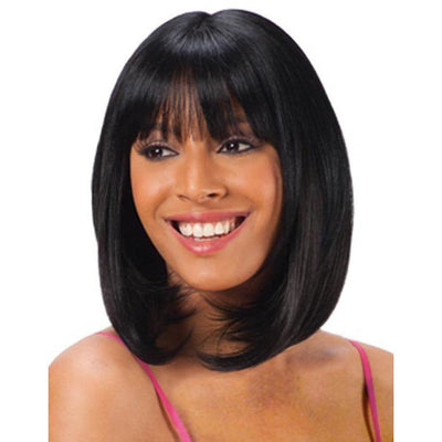 Freetress Equal Clip-In Bang Piece – Lace Blunt