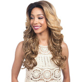 "Bobbi Boss 7"" x 4"" Swiss Lace Front Wig – MLF-280 Moonstone"