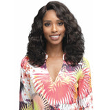 Bobbi Boss Swiss Lace Front Wig – MHLF-905 Amerie | COLOR: NATURAL