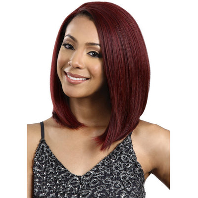 Bobbi Boss Lace Front Wig – MLF-74 Copper