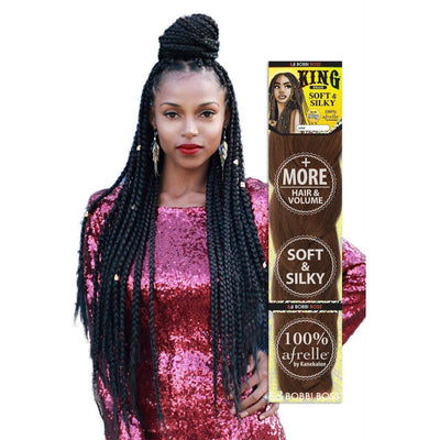 Bobbi Boss Synthetic Braids – King Braid