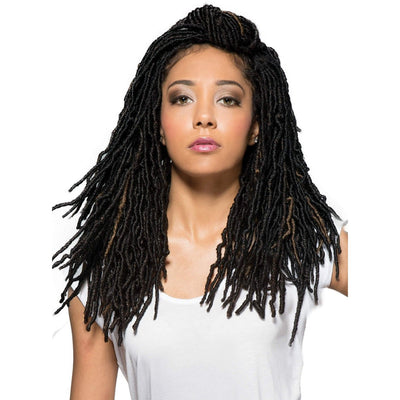 Bobbi Boss Synthetic Braids – Nu Locs 18""