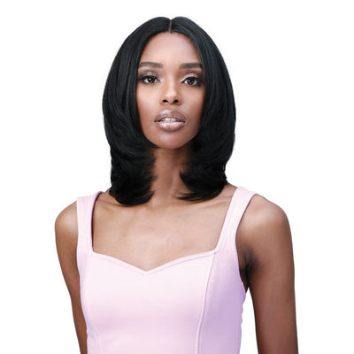 Bobbi Boss Synthetic Free-Position Lace Front Wig – MLF321 Fago Lace