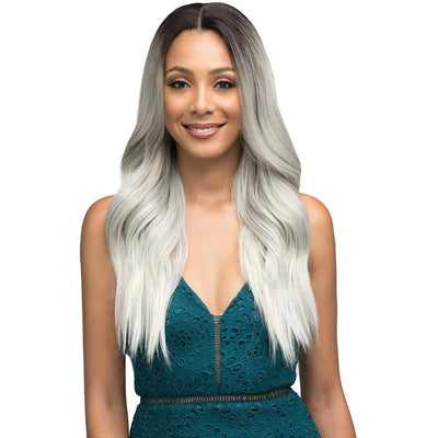 Bobbi Boss Synthetic Swiss Lace Front Wig – MLF-326 Raca