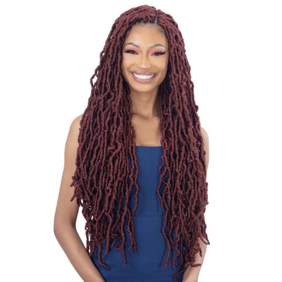 FreeTress Synthetic Braids - 3X Bona Loc 24""