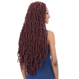 FreeTress Synthetic Braid - 3X Bona Loc 24""