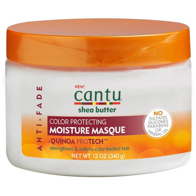 Cantu Shea Butter Color Protecting Moisture Masque 12 OZ