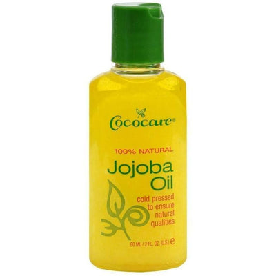 Cococare 100% Natural Jojoba Oil 2 OZ