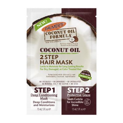 Palmer's Coconut Oil 2 Step Hair Mask 1.0 OZ
