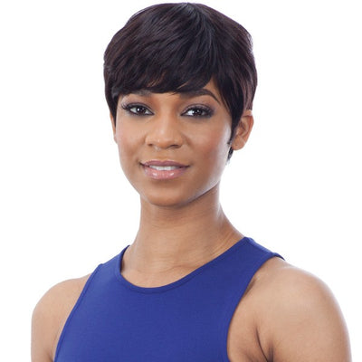 Model Model Nude Air 100% Brazilian Natural Human Hair Wig - Cora