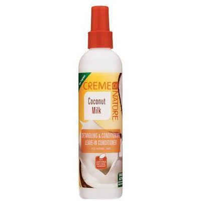 Creme Of Nature Coconut Milk Detangling & Conditioning Leave-In Conditioner 8.45 oz