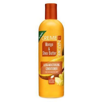 Creme Of Nature Mango & Shea Butter Ultra Moisturizing Conditioner 12 oz