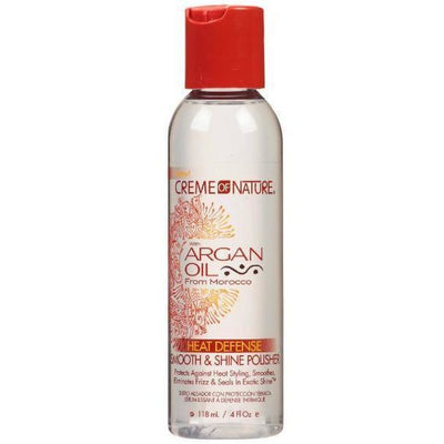 Creme Of Nature Argan Oil Smooth & Shine Polisher 4 oz