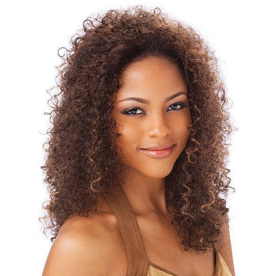 FreeTress FullCap Drawstring Half Wig – Creta Girl