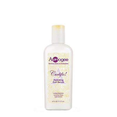 ApHogee Serious Care & Protection Curlific! Hydrating Curl Serum 6 OZ
