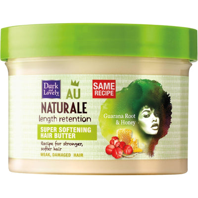 Dark and Lovely Au Naturale Length Retention Super Softening Hair Butter 8 OZ