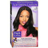 Dark and Lovely Fade Resist Rich Conditioning Color 371 Jet Black