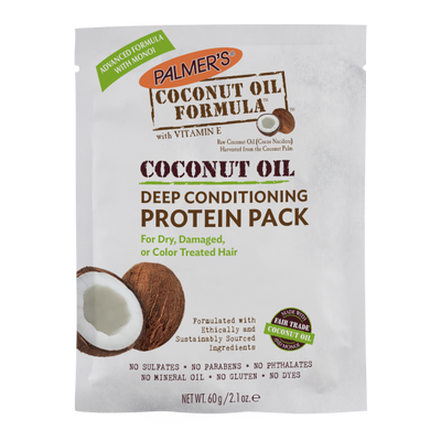Palmer's Coconut Oil Formula Deep Conditioning Protein Pack 2.1 oz