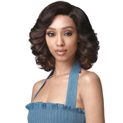 Bobbi Boss Truly Me Synthetic Lace Front Wig - MLF427 Desirae