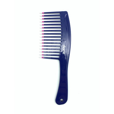 "Diane 9"" Mebco Tall Teeth Detangler #MHV1N"