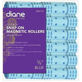 "Diane 5/8"" Snap-On Magnetic Rollers 12-Pack #D4716"