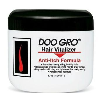 Doo Gro Hair Vitalizer Anti-Itch Formula 4 OZ