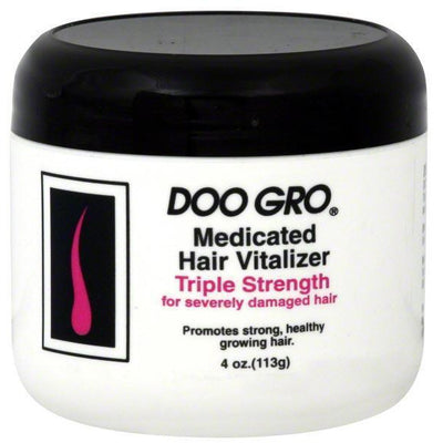 Doo Gro Hair Vitalizer Triple Strength 4 oz