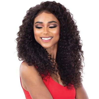 Shake-N-Go Ibiza 100% Natural Virgin Human Hair Weave - Deep