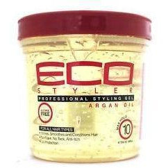 Eco Style Argan Oil Professional Styling Gel 8 OZ