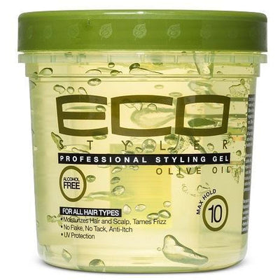 Eco Styler Olive Oil Professional Styling Gel 16 OZ