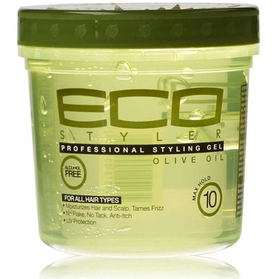 Eco Styler Olive Oil Professional Styling Gel 8 oz