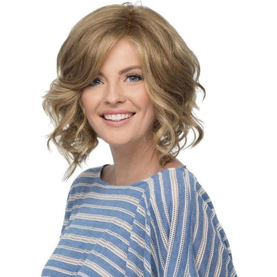 Estetica Designs Synthetic Front Lace Line Wig – Autumn