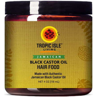 Tropic Isle Living Jamaican Castor Oil Hair Food Sealant & Moisturizer 4.0 OZ