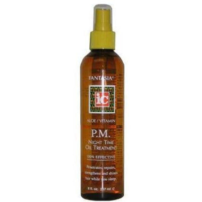 Fantasia IC P.M. Night Time Oil Treatment 8 oz