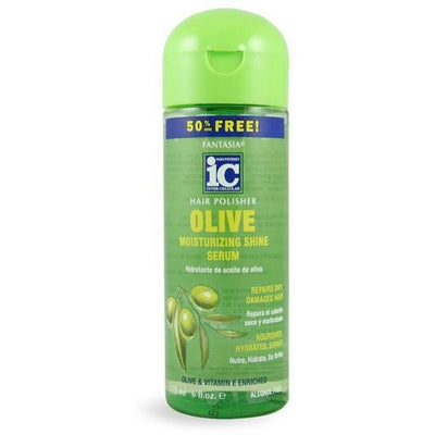Fantasia IC Olive Moisturizing Shine Serum 6 oz
