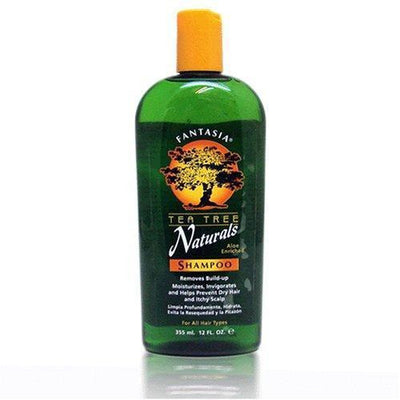 Fantasia Tea Tree Natural Shampoo 12 OZ