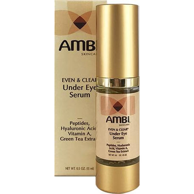Ambi Skincare Even & Clear Under Eye Serum 0.5 OZ