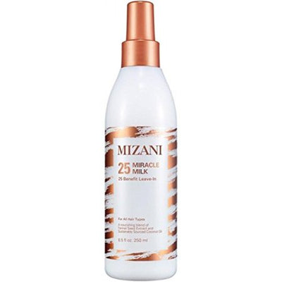 MIZANI Miracle Milk - 25 Benefits Leave In Conditioner 8.5 OZ