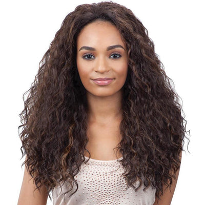 FreeTress Equal FullCap Drawstring Half Wig – Wonder Girl