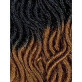 FreeTress Braids – 2x Soft Wavy Faux Loc 12""