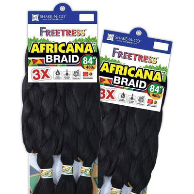 FreeTress Braids – 3X Africana Braid
