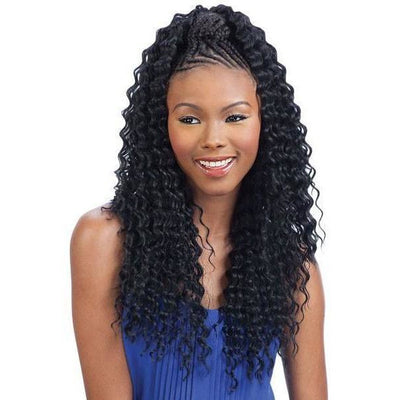 FreeTress Braids – Aruba Curl Braid 20""