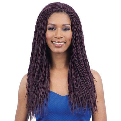 FreeTress Braids – Pin Twist Braid 18""